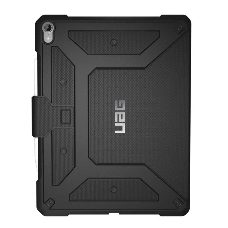 URBAN ARMOR GEAR METROPOLIS SERIES IPAD PRO 12.9-INCH (3RD GEN) CASE - Black