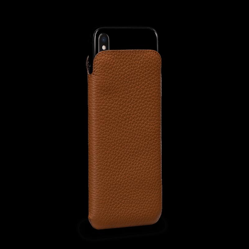 Sena UltraSlim Classic iPhone XS / X Tan