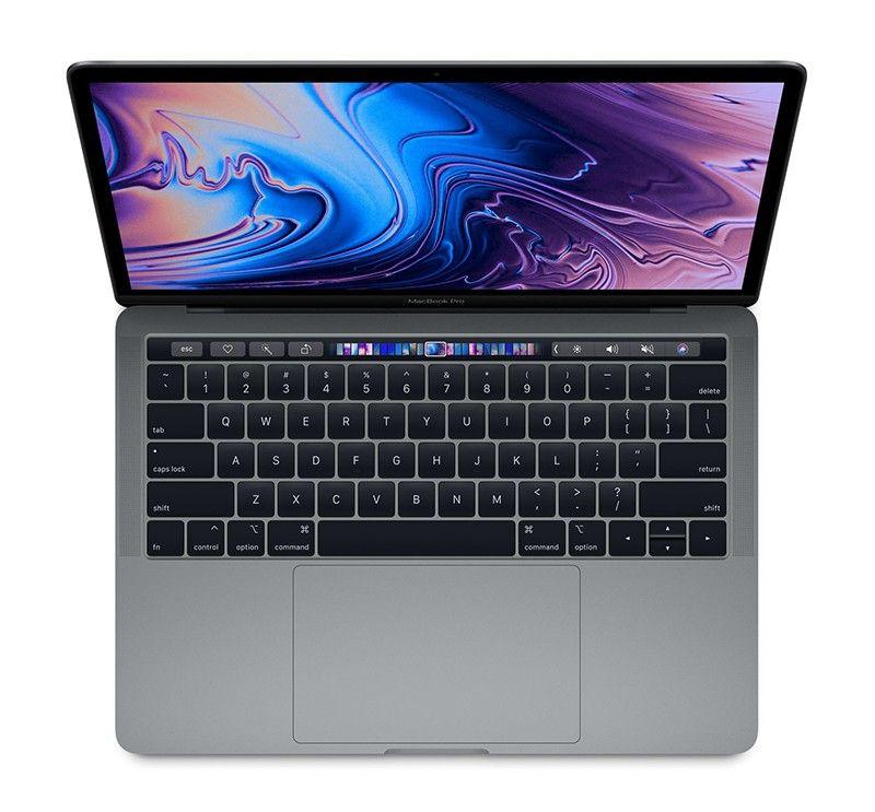 MacBook Pro 13' Touch Bar 1.4GHz/8GB/256GB - Cinzento Sideral