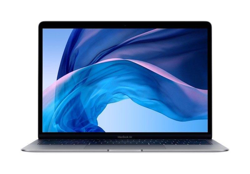 MacBook Air 13' 1.6GHz/8GB/128GB - Cinzento Sideral