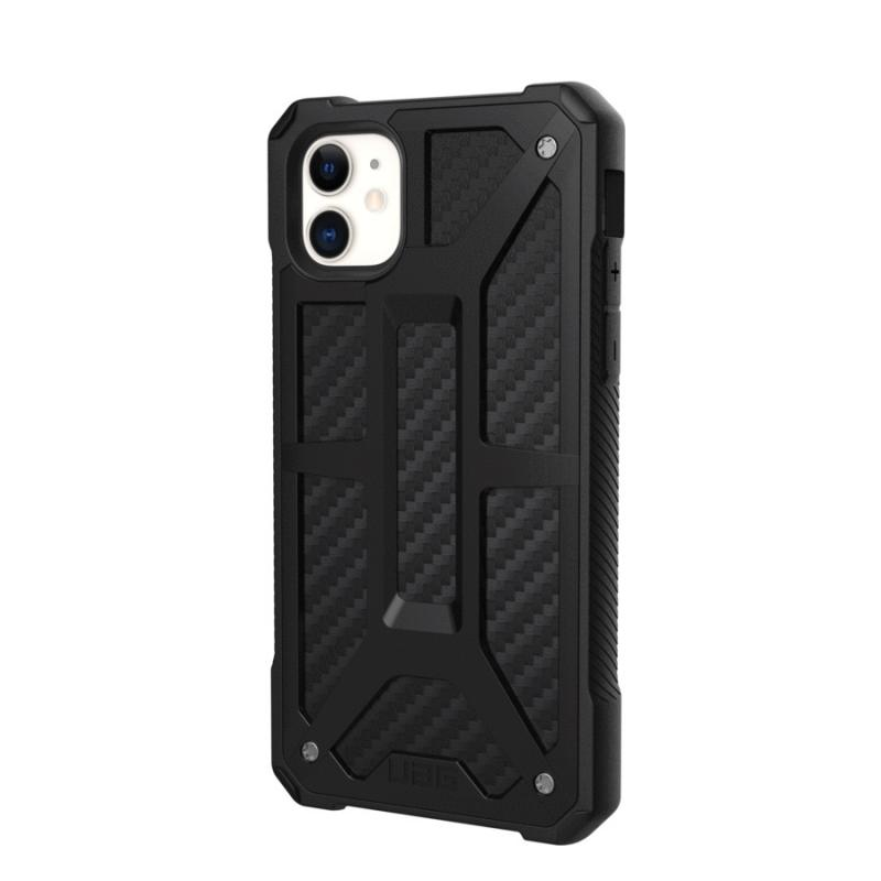 Urban Armor Gear Apple iPhone 11 (6.1') Monarch- Carbon Fiber