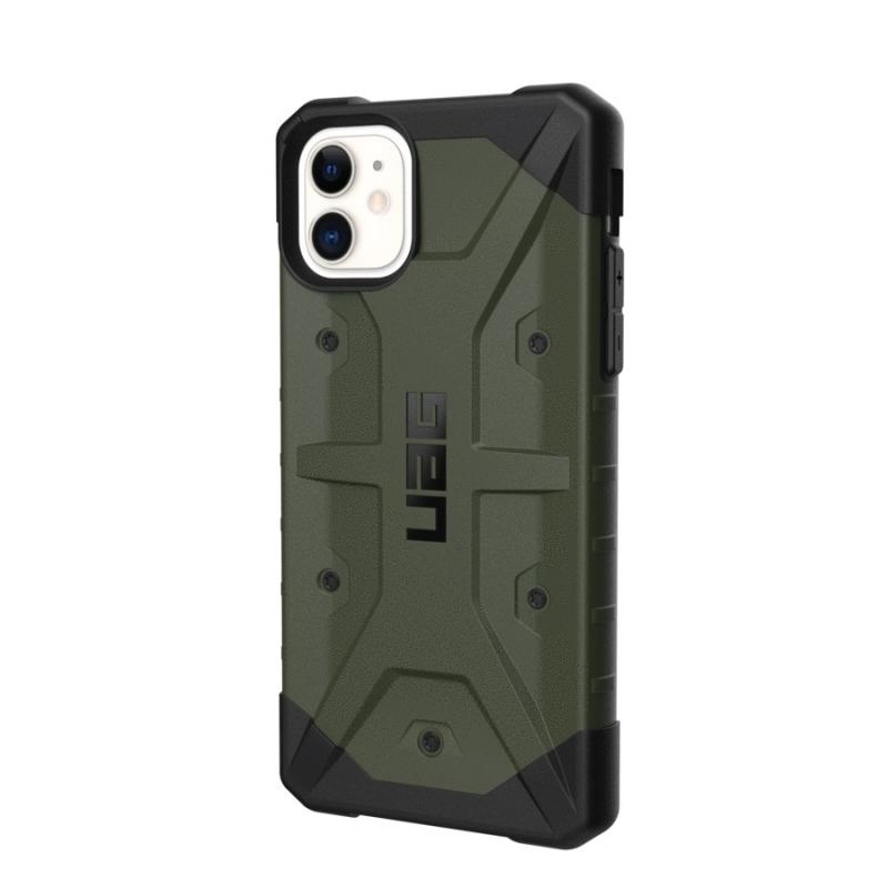 Urban Armor Gear Apple iPhone 11 (6.1') Pathfinder- Olive Drab