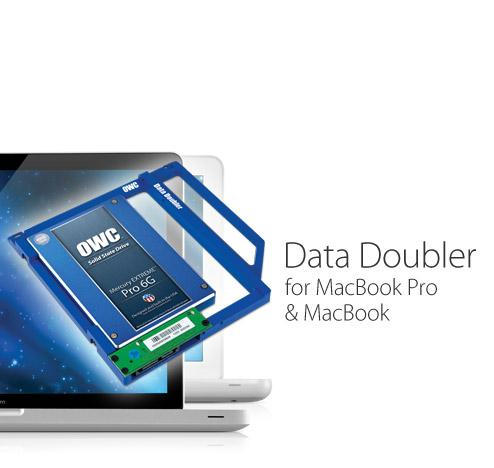 OWC - Data Doubler for MacBook Pro Unibody + Tools