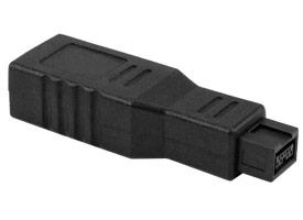 FireWire 800 to 400 Adapter 9 to 6 pin