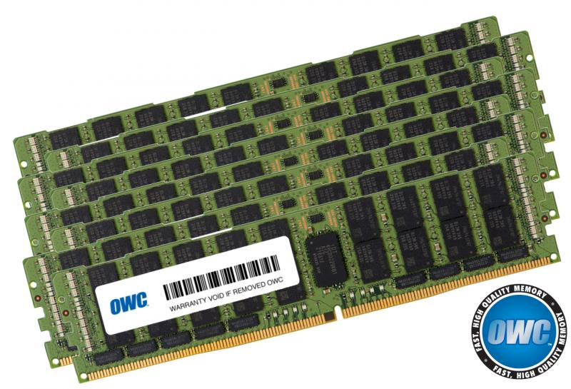 8 x 16GB PC21300 2666MHz DDR4 RDIMM for Mac Pro 2019 8-Core mode