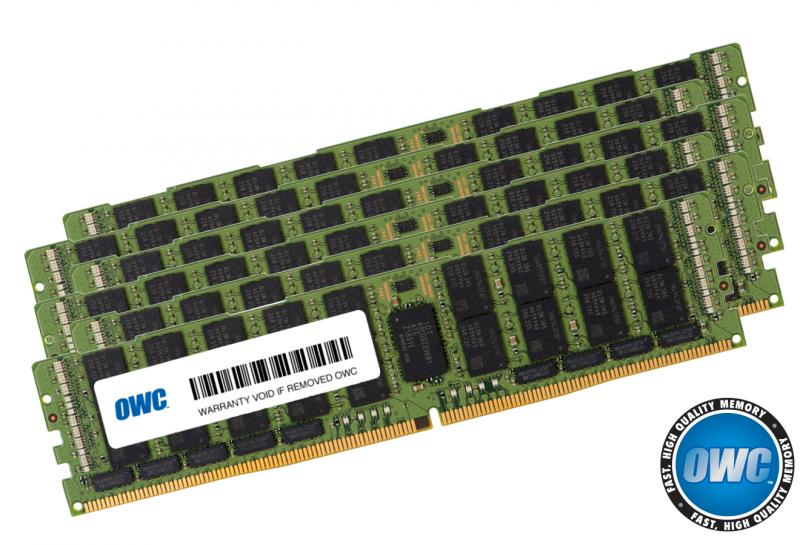 6 x 16GB PC21300 2666MHz DDR4 RDIMM for Mac Pro 2019 8-Core mode