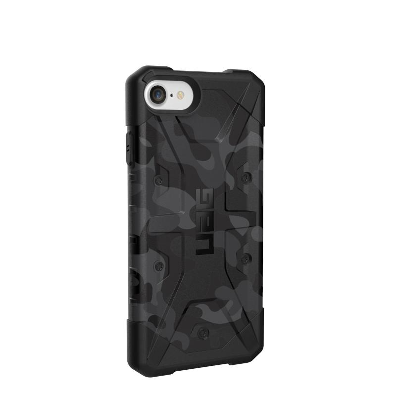 Urban Armor Gear Apple SE 2020 Pathfinder SE- Midnight Camo - Impact Resistant