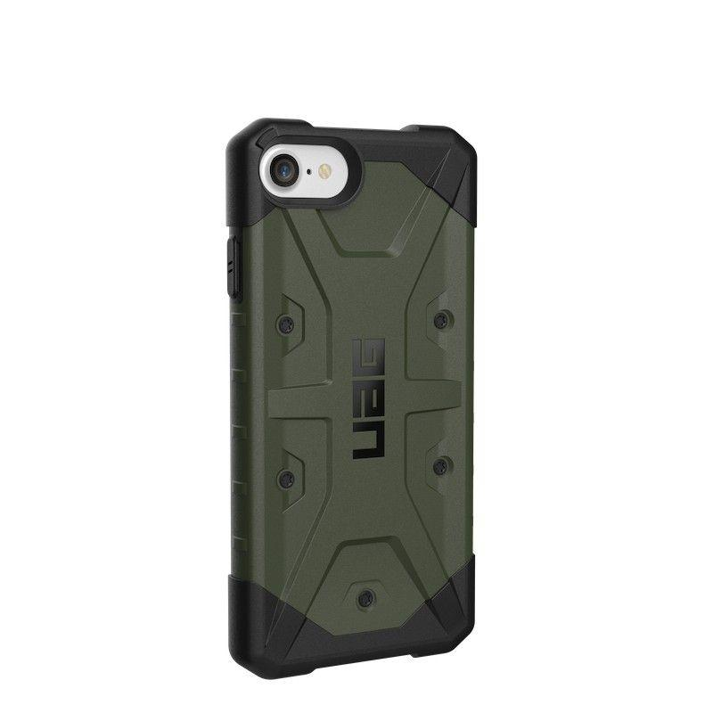 Urban Armor Gear Apple SE 2020 Pathfinder- Olive - Impact Resistant- Featherlight