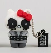 maikii - Pen Drive Hello Kitty KISS Catman 8GB