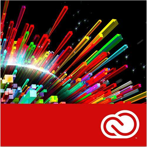 Adobe Creative Cloud for Teams - Subscription License