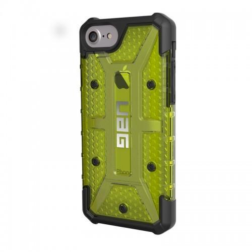 Urban Armor Gear iPhone 6/7/8 (4.7 Screen) Plasma Case-Citron/Black-Visual
