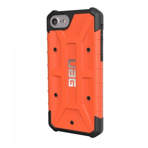 Urban Armor Gear iPhone 6/7/8 (4.7 Screen) Pathfinder Case-Rust/Black