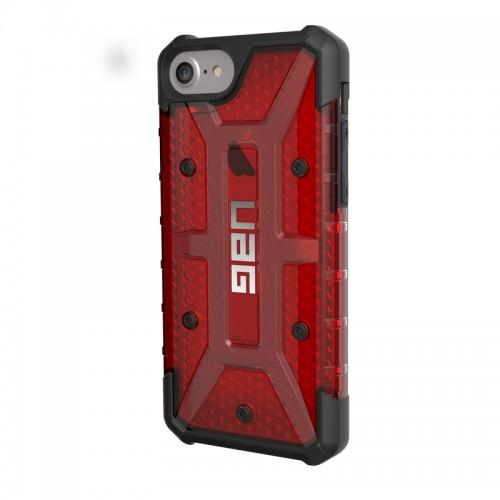 Urban Armor Gear iPhone 6/7/8 (4.7 Screen) Plasma Case-Magma/Black