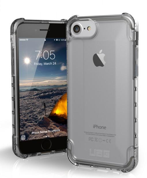 Urban Armor Gear iPhone 6/7/8 (4.7 Screen) Plyo Case-Ice