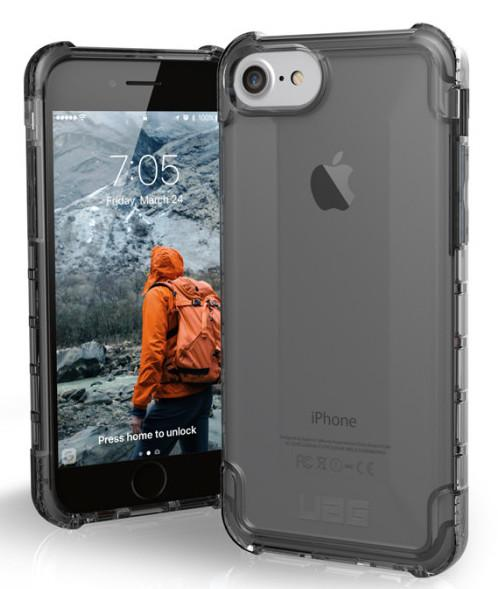 Urban Armor Gear iPhone 6/7/8 Plus (5.5 Screen) Plyo Case-Ash