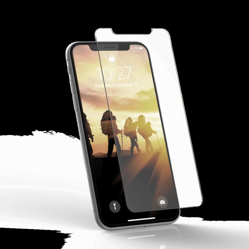 Urban Armor Gear iPhone XS / X / 11 Pro  (5.8 screen) Glass Screen Protector
