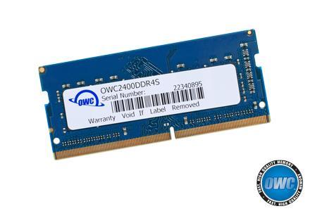 OWC - 8.0GB PC4-19200 2400MHz SO-Dimm w/Lifetime Warranty