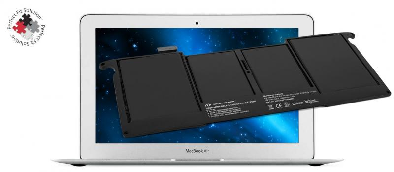 Battery MacBook Air 11' 2011 - 2015 + Tools