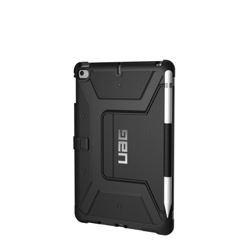 Urban Armor Gear Apple iPad Mini (2019)- Metropolis- Black