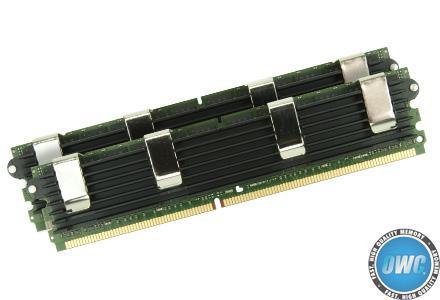 OWC - Memory 8GB KIT (2X4GB) PC-6400 800MHz (Mac Pro 2008)