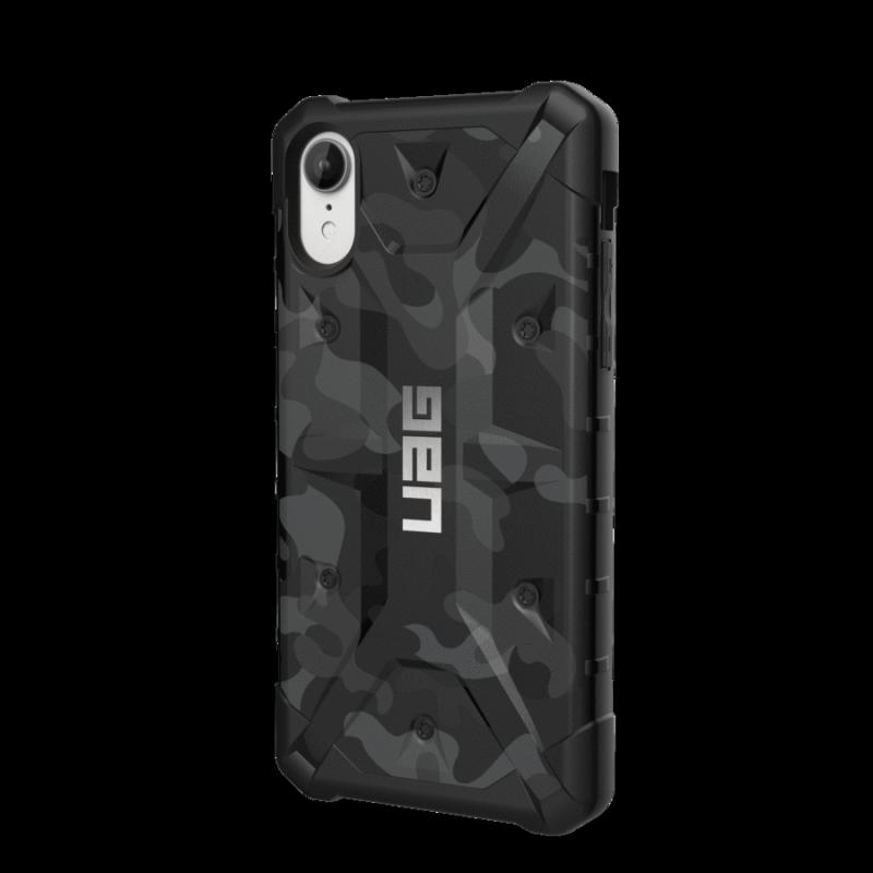 Urban Armor Gear iPhone XS / X (5.8 Screen) Pathfinder Case- BlackCamo/Black