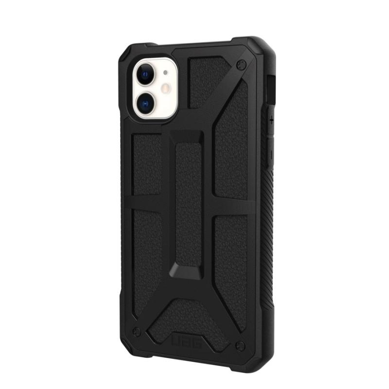 Urban Armor Gear Apple iPhone 11 (6.1') Monarch- Black