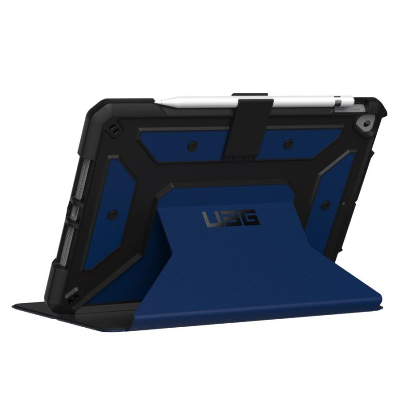 Urban Armor Gear Apple iPad 10.2 Fall 2019 Metropolis- Cobalt