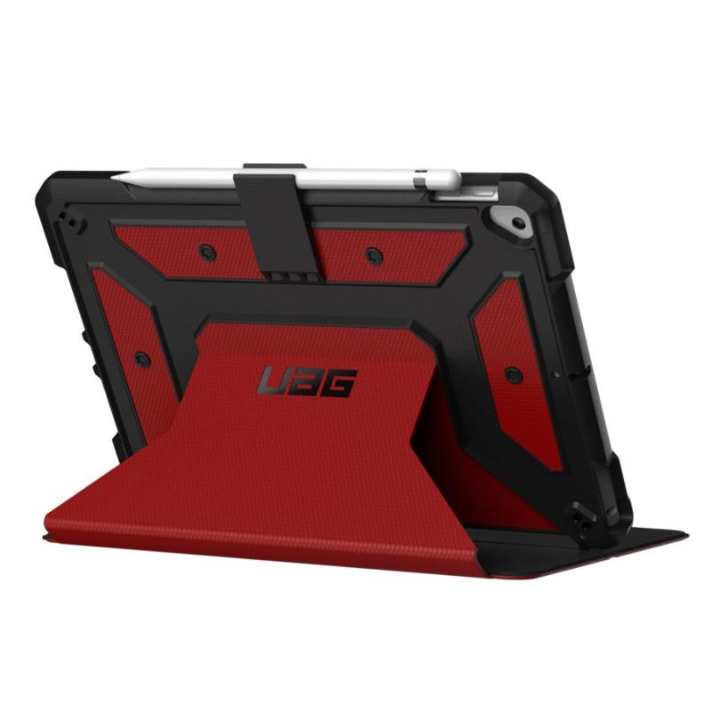 Urban Armor Gear Apple iPad 10.2 Fall 2019 Metropolis- Magma