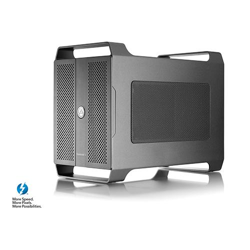 Node Duo Thunderbolt 3 PCIe Expansion Chassis