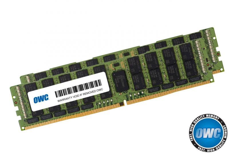 2 x 16GB PC21300 2666MHz DDR4 RDIMM for Mac Pro 2019 8-Core mode