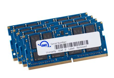 Memory 64GB KIT (4X16GB) 2666MHZ DDR4 SO-DIMM PC4-21300