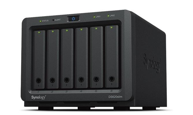 Synology DiskStation DS620slim NAS (SSD)