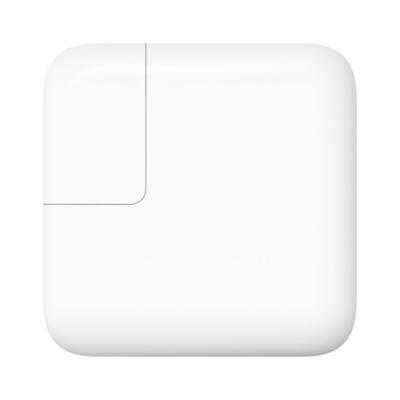 Apple - USB-C Power Adapter 29W (EU Wall Receptacles)