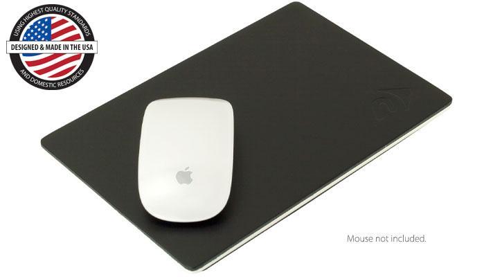 NuPad Executive Leather mouse pad 15 x 23 cm