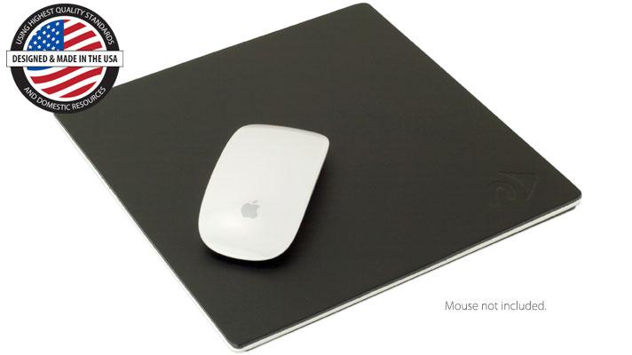 NuPad Leather mouse pad 21 x 23 cm