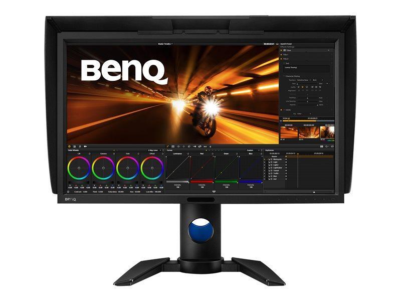 Monitor para pós-produção de vídeo com Rec. 709, DCI-P3 | PV270