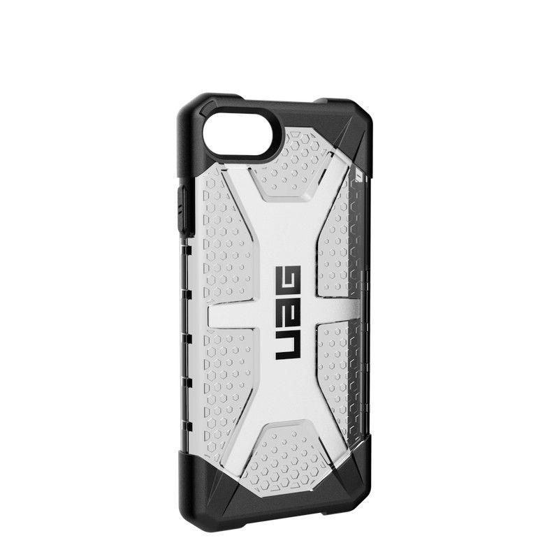 Urban Armor Gear Apple SE 2020 Plasma- Ice - 3 Layer protection- Armor Shell/Impact Resistant