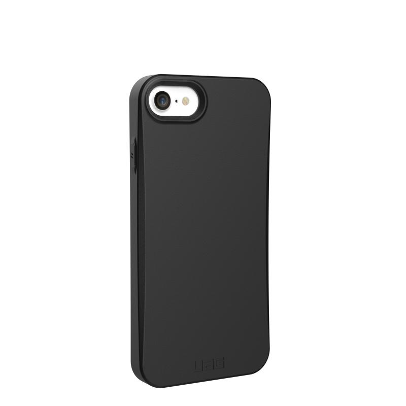 Urban Armor Gear Apple SE 2020 Outback- Black - Biodegradeable/Compostable