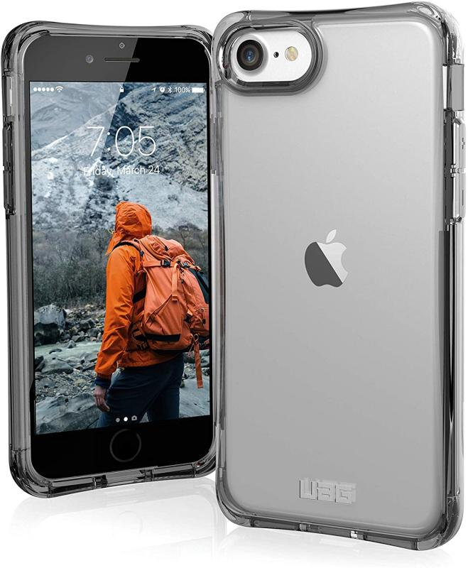 Urban Armor Gear Apple SE 2020 Plyo- Ice - Impact Resistant- Featherlight- Drop Tested