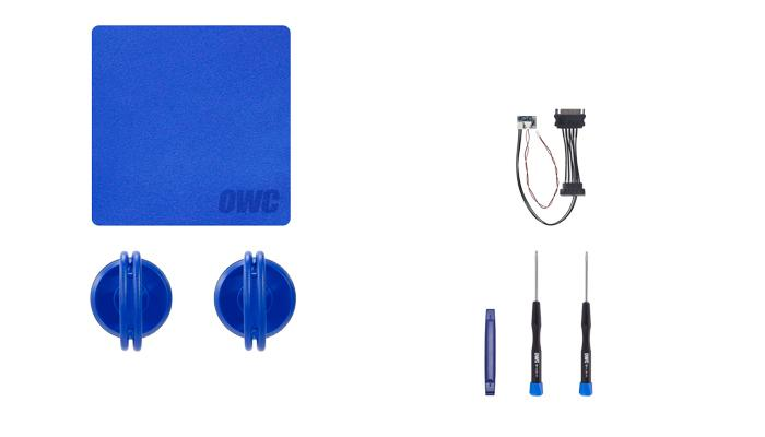 HD Upgrade Kit for all iMac late 2009 - mid 2010 Models + Tools