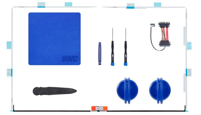 """HD Upgrade Kit for all 27"""" iMacs 2012 & Later + Tools"""